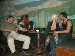 Swingers club Belgrade 2001 2..