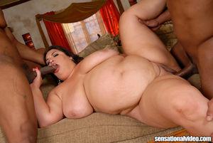 big black cock double penetration pass out