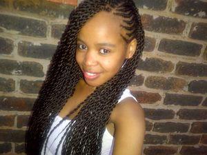Африканские девушки..