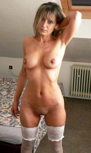 beautiful mature wife