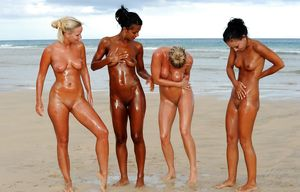 See and Save As nudist girls at the..