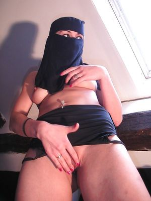 Face covered arab girl fucked. (6)..