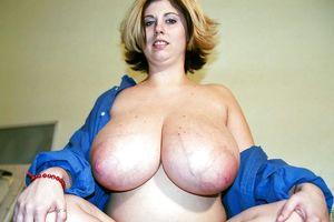 Huge natural boob bbw - BBW