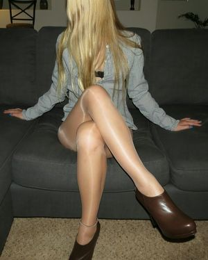 a box of shiny pantyhose 2 upskirtporn
