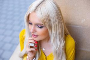 blonde russian teen