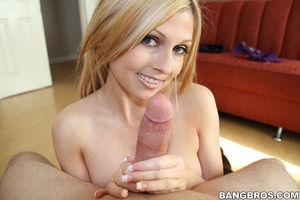 Christie Stevens Rookie Pornstar Is an..