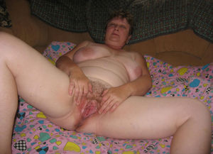 Mature Cunts, Old Woman Hairy Cunt