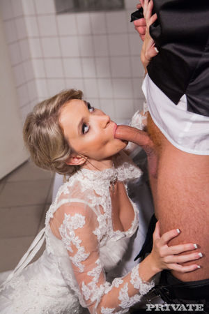 Angel Piaff gets pounded in the toilet..