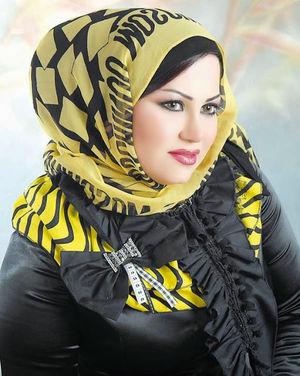 pretty arabian girl