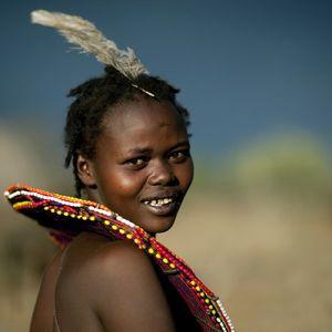 Kenya'da yaşayan Pokotlar..