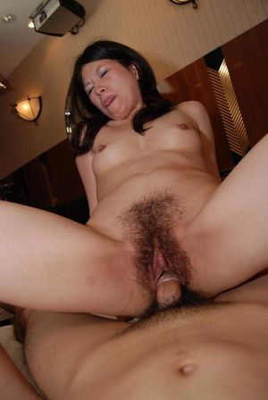 Japanes milf hairy pussy