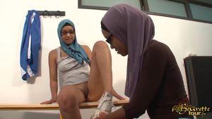 Арабские лесбиянки..