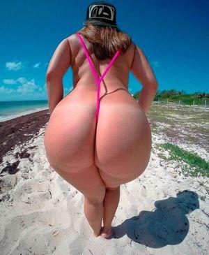 big ass booty white girls