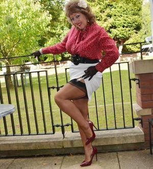 stockingsbabe в Твиттере:..