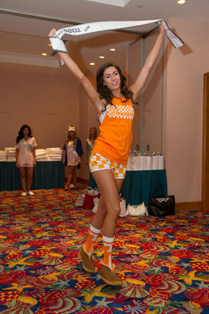 Miss Teen USA 2015 Pyjama Party -..