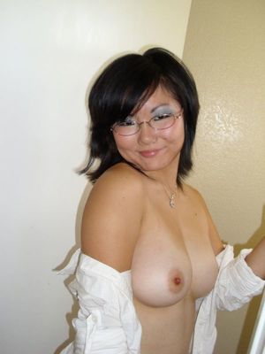 Explicit photos of a pretty Asian ex..