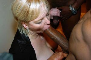 bbc blowjob porn