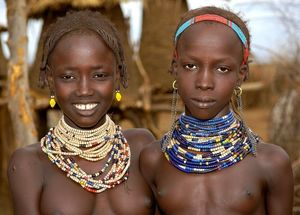 african teen girls nude