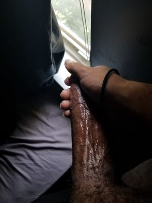 big black cock handjob