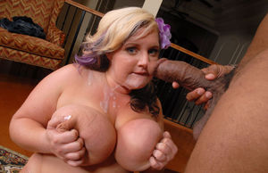 Veronica Vaughn - Big Black BBW..