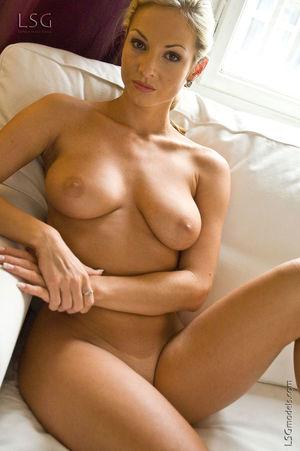 Vanessa in the Living Room (LSG..