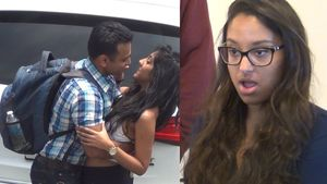Indian Guy Caught Cheating on his..