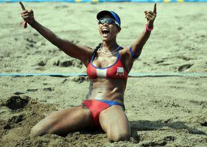 Latin Americans at Pan Am Games..