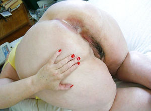 Spread cheeks and what to do with them..