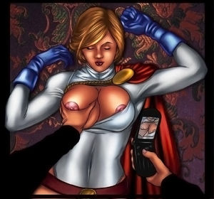 Porn Pic From Power Girl DC Comics Sex..