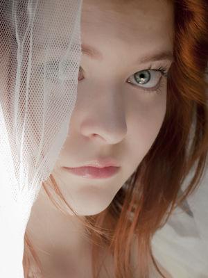 redhead girl pic