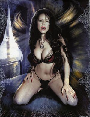 sexy vampire art Vampire Art..