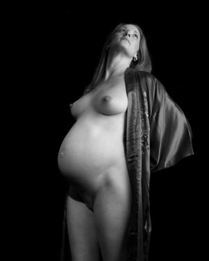 pregnant nude art&erica pregnant ftv