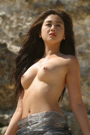 Korean star girl nude - Porno photo