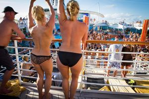 On-board orgies, swinging and nudity -..