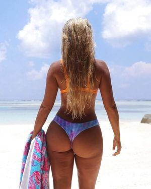 Blond Bitch Big Ass - Pics - sexhubx