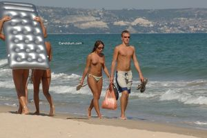 Topless Vacation: CDM 237 Topless and..