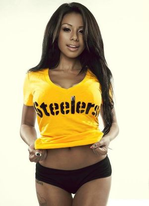 sexy steelers girl