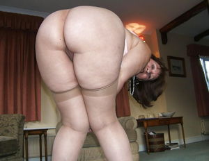 big ass mature woman