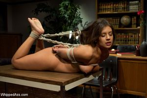 Jynx Maze - 20 year old double fisted..