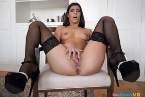 Hot Fuck - SexBabesVR VR Porn