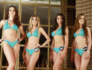 Desfile Banho Miss Teenager Brasil 2011