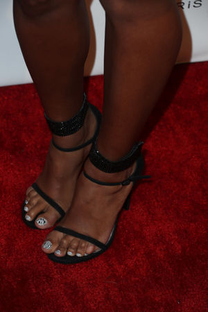 Sexy black girl feet fetish-xxx thumbs