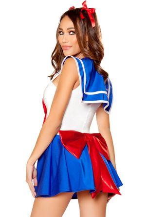 Womens sexy sailor girl Navy pinup..