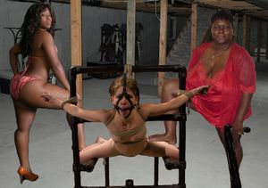 High priced slave girls prepped and..