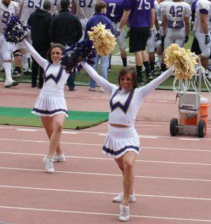 amateur teen cheerleader