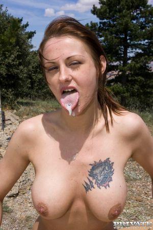 DP Diva Angelika Wild Has Both Holes..