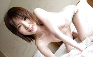 Svelte asian schoolgirl with hairy..