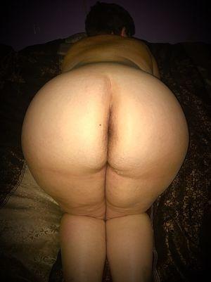 wifes big ass