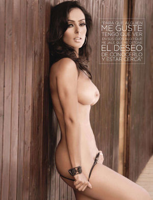 Andrea Garcia Naked Hotness For H..