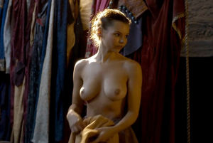 eline powell topless
